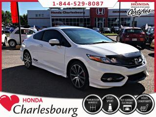 Used 2014 Honda Civic SI COUPE **ÉDITION HFP** for sale in Charlesbourg, QC