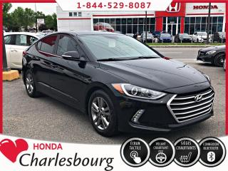 Used 2017 Hyundai Elantra GL **AUTOMATIQUE**VOLANT CHAUFFANT** for sale in Charlesbourg, QC