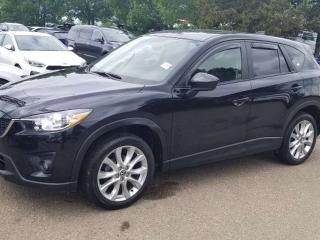 Used 2015 Mazda CX-5 GT AWD - Certified - Leather - Sunroof - Backup Cam - Heated Seats - And More! for sale in Edmonton, AB