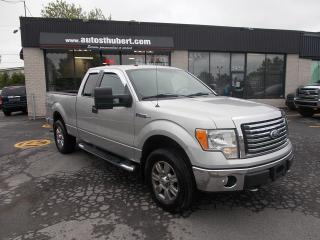 Used 2010 Ford F-150 XLT 5.4L 4X4 for sale in St-Hubert, QC