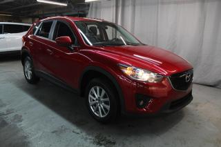 Used 2014 Mazda CX-5 Traction intégral GS (TOIT,MAGS,FOG) for sale in St-Constant, QC