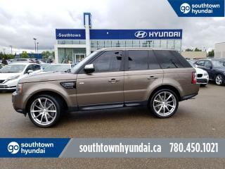 Used 2012 Land Rover Range Rover Sport SUPERCHARGED / 2 SETS OF RIMS&TIRES for sale in Edmonton, AB