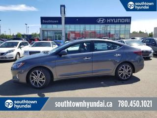 New 2020 Hyundai Elantra Ultimate - 2.0L Nav, Adaptive Cruise, Heated Rear Seats for sale in Edmonton, AB