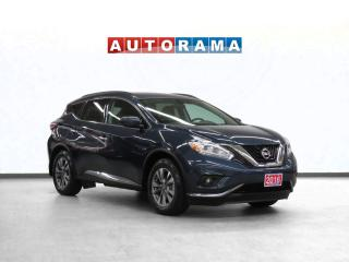 Used 2016 Nissan Murano SV AWD Navigation Sunroof Backup Cam for sale in Toronto, ON