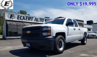 Used 2015 Chevrolet Silverado 1500 5.3L V8 WITH CUSTOM WHEELS for sale in Barrie, ON