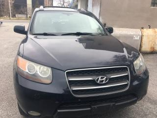 Used 2007 Hyundai Santa Fe GLS 7Pass for sale in Scarborough, ON