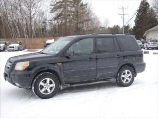 Used 2008 Honda Pilot EX-L w/DVD for sale in Fenelon Falls, ON