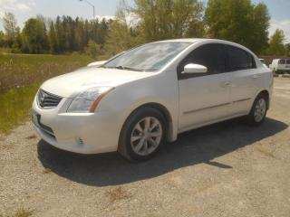 Used 2012 Nissan Sentra 2.0 for sale in Fenelon Falls, ON