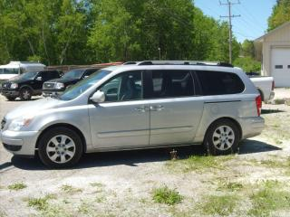 Used 2007 Hyundai Entourage GLS for sale in Fenelon Falls, ON