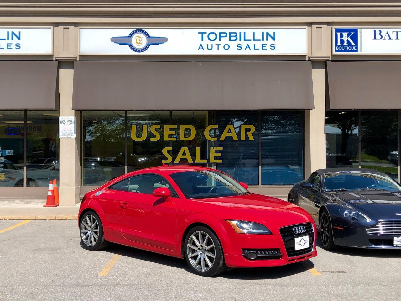 Tt Auto Sales >> 2008 Audi Tt Topbillin Auto Sales