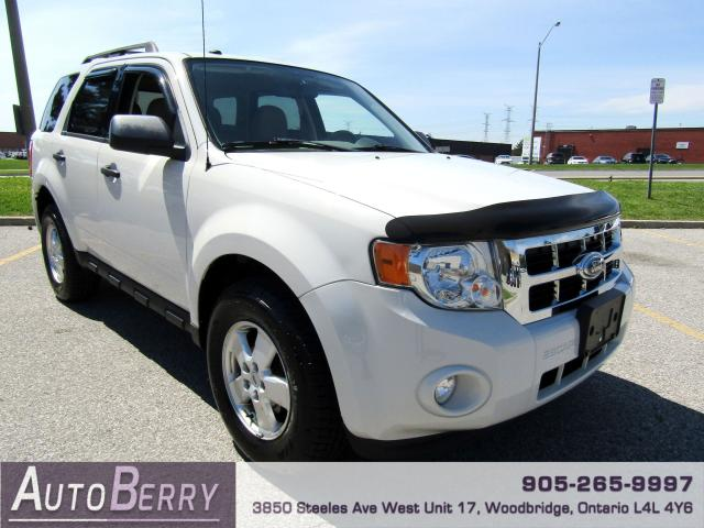 2011 Ford Escape XLT - 3.0L - FWD