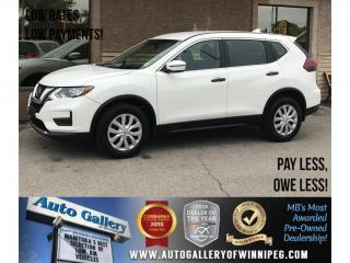 Used 2018 Nissan Rogue S *AWD/Backup Cam/Low KMs! for sale in Winnipeg, MB