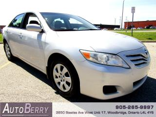 Used 2011 Toyota Camry LE - 2.5L - FWD for sale in Woodbridge, ON