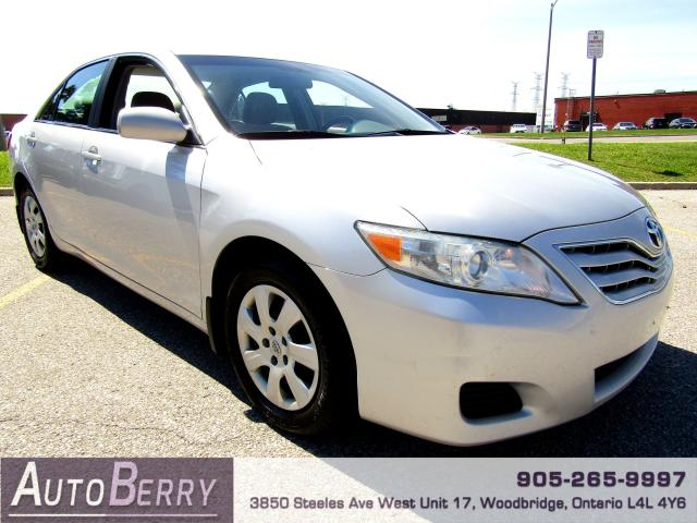 2011 Toyota Camry LE - 2.5L - FWD