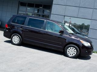 Used 2010 Volkswagen Routan LEATHER|SUNROOF|ALLOYS|PWR. SLIDING DOORS for sale in Toronto, ON