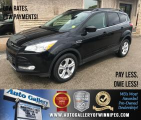 Used 2015 Ford Escape SE *AWD/Navi/Backup Cam/Heated Seats/2.0 for sale in Winnipeg, MB