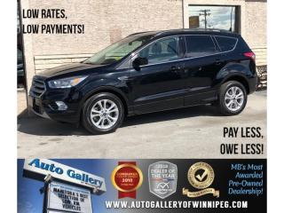 Used 2017 Ford Escape SE *AWD/Navi/Htd Lthr/Bluetooth for sale in Winnipeg, MB