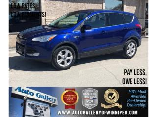 Used 2016 Ford Escape SE *Htd Seats/Bluetooth/Backup Cam for sale in Winnipeg, MB