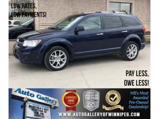 Used 2018 Dodge Journey GT *AWD/Bluetooth/Htd Lthr for sale in Winnipeg, MB