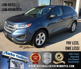 Used 2018 Ford Edge SE *AWD/Bluetooth/Backup Cam for sale in Winnipeg, MB