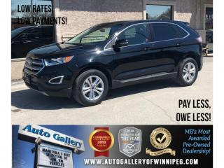 Used 2018 Ford Edge SEL *AWD/Lthr/Pano Roof/Navi for sale in Winnipeg, MB