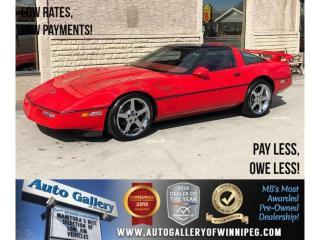 Used 1987 Chevrolet Corvette C4 Z52 *Fully Custom/Supercharged! for sale in Winnipeg, MB