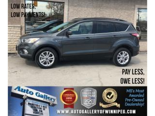 Used 2018 Ford Escape SE *ONLY 59KMs! AWD/Bluetooth for sale in Winnipeg, MB
