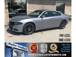 Used 2018 Dodge Charger GT *AWD/Navi/Bluetooth/V6 for sale in Winnipeg, MB