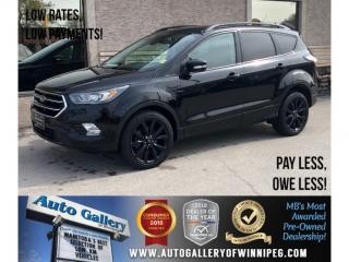 Used 2017 Ford Escape Titanium *AWD/Navi/Bluetooth/HtdSeats for sale in Winnipeg, MB