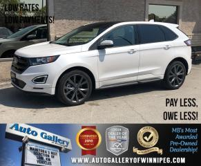 Used 2018 Ford Edge Sport *AWD/Htd Seats/Navi/Bluetooth for sale in Winnipeg, MB
