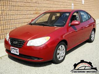 Used 2007 Hyundai Elantra GL || CERTIFIED || AUTO || AIR for sale in Waterloo, ON