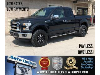 Used 2015 Ford F-150 XLT *4X4/Bluetooth/Backup Cam for sale in Winnipeg, MB