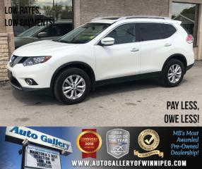 Used 2016 Nissan Rogue SV *AWD/Bluetooth/Htd Seats/Roof for sale in Winnipeg, MB