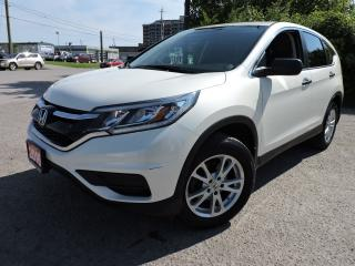 Used 2016 Honda CR-V LX | BLUETOOTH | BACK UP CAM for sale in BRAMPTON, ON