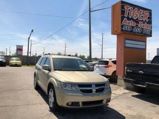 Used 2010 Dodge Journey SXT***ENGINE KNOCKING**MECHANIC SPECIAL**AS IS for sale in London, ON