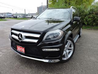 Used 2015 Mercedes-Benz GL-Class GL350 BlueTEC | PANO ROOF | AMG PKG | 360 CAM for sale in BRAMPTON, ON
