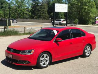 Used 2014 Volkswagen Jetta comfortline |Low Mileage | One Owner for sale in Cambridge, ON