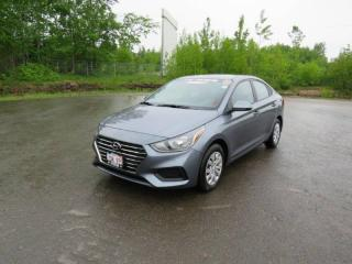 Used 2018 Hyundai Accent LE for sale in Fredericton, NB