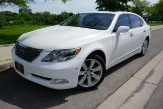 Used 2008 Lexus LS 600H EXECUTIVE PACKAGE / MASSAGING SEAT / DVD PLAYER for sale in Etobicoke, ON