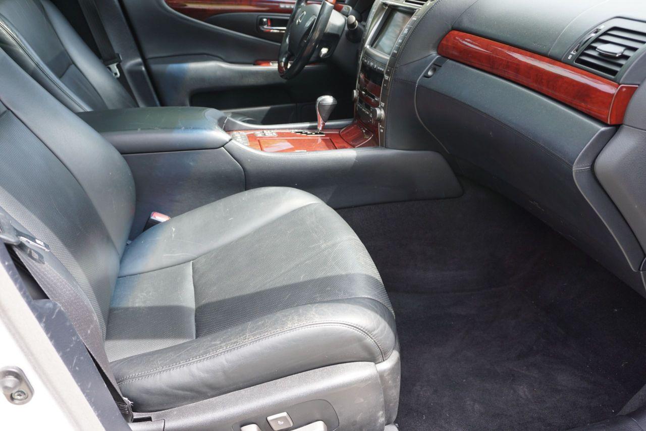 2008 Lexus LS 600H