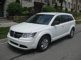 Used 2014 Dodge Journey SE+CERTIFIED,NO ACCIDENTS, A1 CONDITION for sale in Toronto, ON