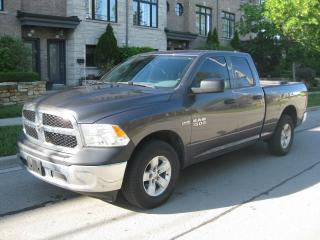 Used 2014 RAM 1500 ST,4X4, CERTIFIED, NO ACCIDENTS for sale in Toronto, ON