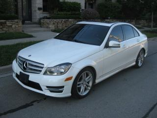 Used 2013 Mercedes-Benz C-Class C 300 AWD, CERTIFIED, NO ACCIDENTS for sale in Toronto, ON