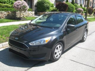 Used 2015 Ford Focus S, MANUAL, LOW KMS, CERTIFIED for sale in Toronto, ON