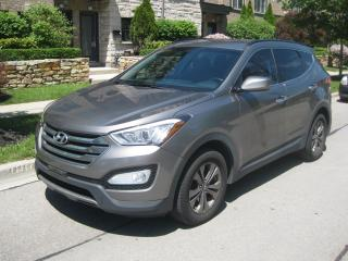 Used 2014 Hyundai Santa Fe Sport PREMIUM, 2.0T, AWD, CERTIFIED, NO ACCIDENTS for sale in Toronto, ON
