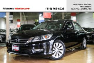 Used 2013 Honda Accord EX-L - LEATHER|SUNROOF|BACKUPCAM|SIDECAM for sale in North York, ON