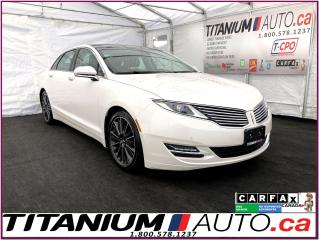 Used 2016 Lincoln MKZ 3.7L+AWD+Pano Roof+Massage Vented Seats+GPS+Camera for sale in London, ON