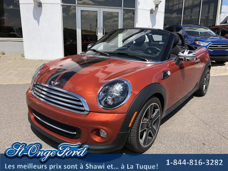Used 2013 Mini Austin 2 Portes Décapotable For Sale In Shawinigan