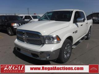 Used 2018 RAM 1500 Laramie Crew CAB SWB 4WD 5.7L for sale in Calgary, AB