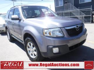 Used 2008 Mazda Tribute 4D Utility 4WD for sale in Calgary, AB